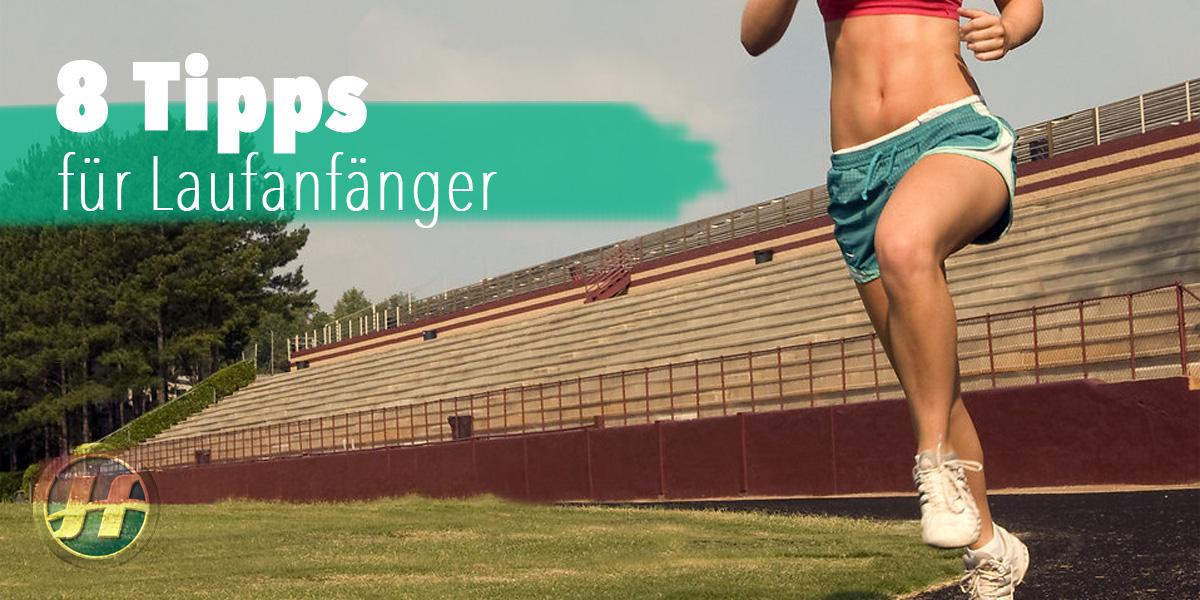 Fitness-Tipps | 8 Tipps für Laufanfänger | Kostenlose Fitness ...